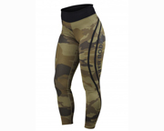 BETTER BODIES PANTALON WOMENS CAMO HIGH TIGHTS (M) GREEN CAMO